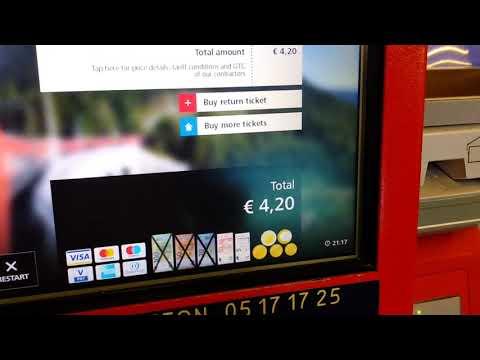Купить билет на поезд в аэропорт вены с ЖД вокзала вены