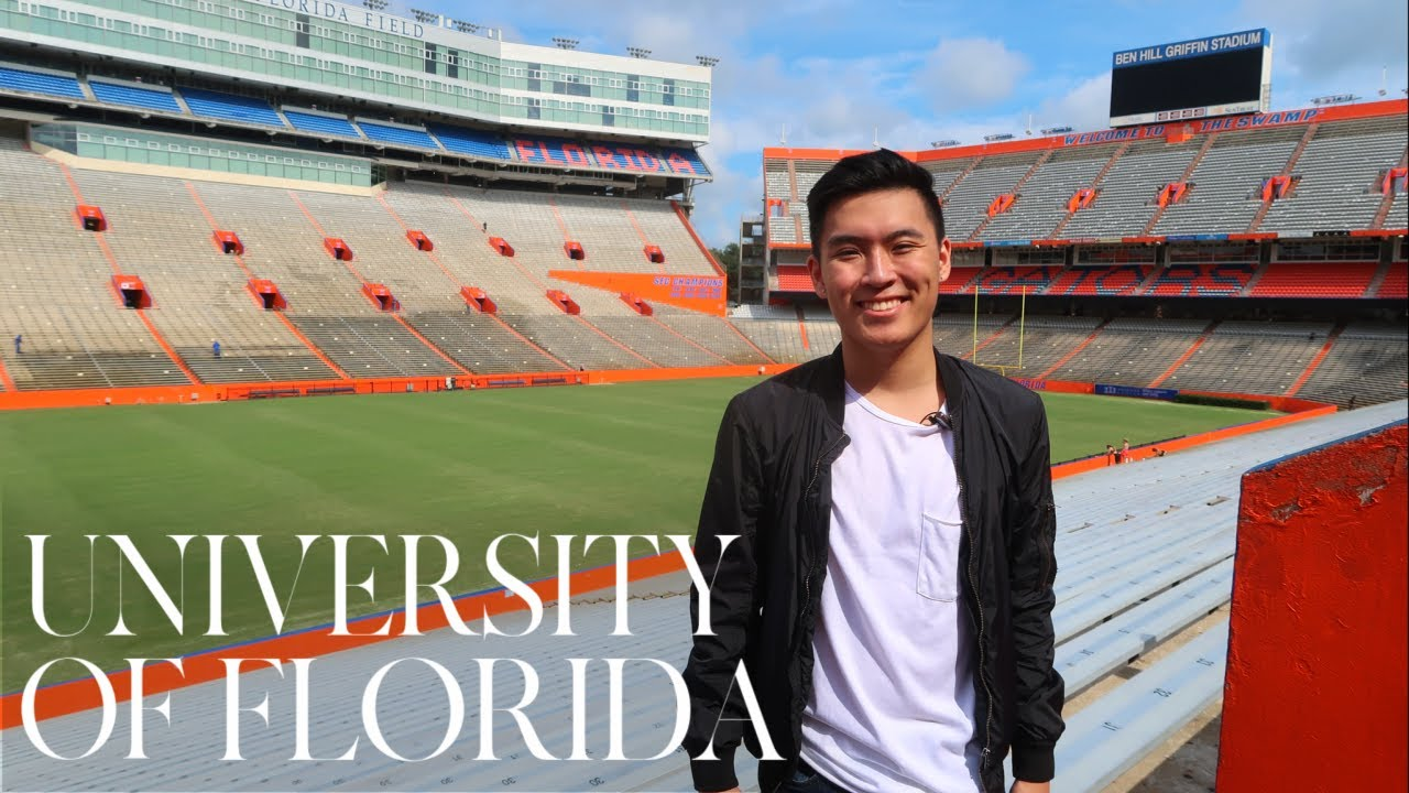 73 Question With A University of Florida Student | An Anthropology Major