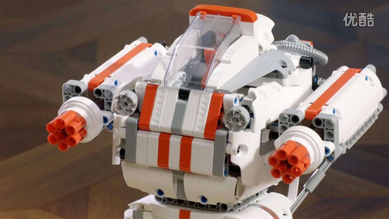 Xiaomi Mitu Builder rô bốt tự cân bằng Lego Technic lập trình như Mindstorm EV3 có sẵn bluetooth 2