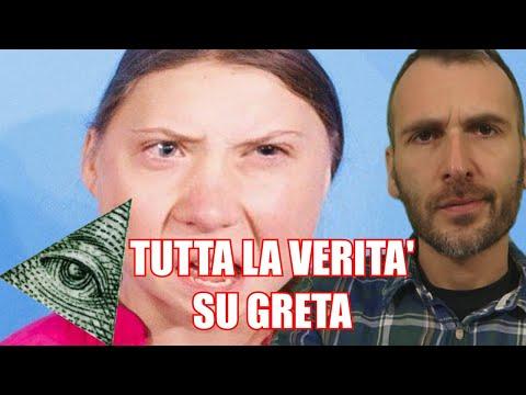 TUTTA LA VERITA SU GRETA THUNBERG