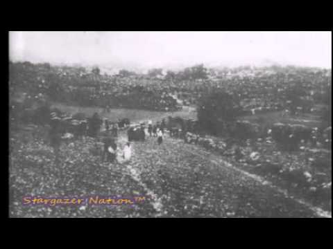 Miracle of the Sun - Fátima 1917 -  100,000 People Gathered, What was Actually Witnessed? - Was this a Miracle or was this Something Else? Meteor Burning into our Atmosphere? Comments Below!