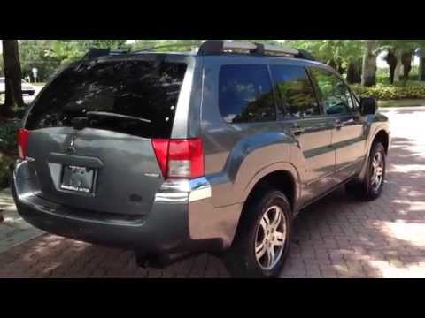 2005 Mitsubishi Endeavor Xls Viewinventory Fortmyerswa Com Youtube