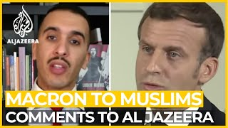 Exclusive interview with Al Jazeera, French President Emmanuel Macron