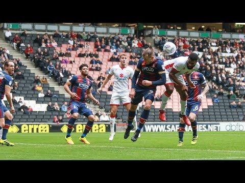 HIGHLIGHTS: MK Dons 1-4 Bradford City