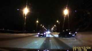 04.12.2013 - Идиот на OPEL (киров ул. солнечная)