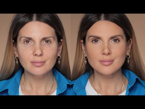 How to erase a few years off your face with makeup | ALI ANDREEA