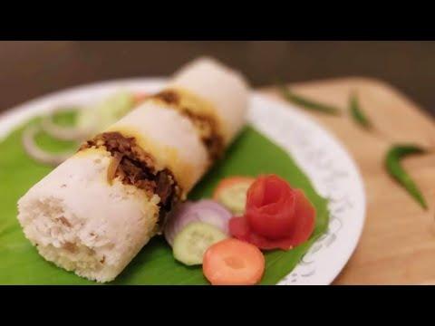 Fish Puttu | Breakfast Dinner Recipe | Home Made | Stone Paper Scissor