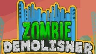 Online Puzzle Games ZOMBIE DEMOLISHER