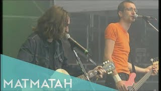 Matmatah - Y'a de la place (Live at Vieilles Charrues official HD)