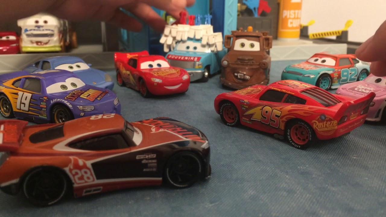 cars 3 rust eze mini adventures episode 6 mcqueen vs mcqueen youtube
