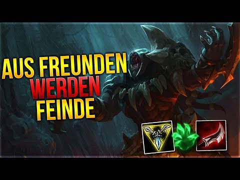 Aus Freunden werden Feinde! Rengar Toplane [League of Legends] [Deutsch / German] thumbnail