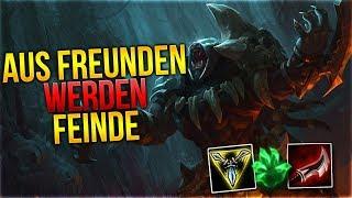 Aus Freunden werden Feinde! Rengar Toplane [League of Legends] [Deutsch / German]