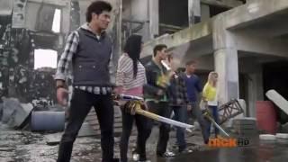 Рейнджеры самураи The Resistance