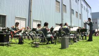 Stephen C. Foster Medley - Japanese Army Band