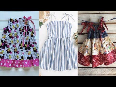Vintage Casual Summer Girls Top Design Best Idea for Mother: The Fashion World