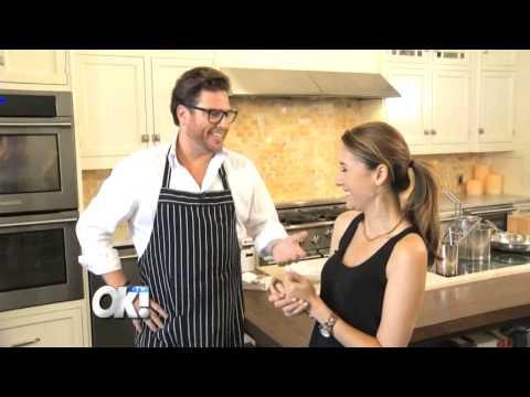 OK! TV - One on One with Celebrity Chef Scott Conant - YouTube