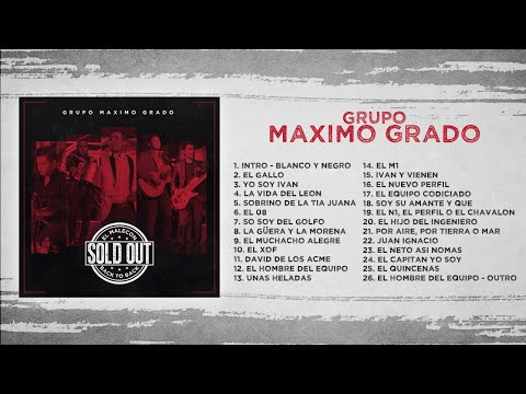 Maximo Grado - El Malecón Back To Back Sold Out (LIVE FULL ALBUM 2017) Mg Corporation
