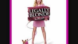 Legally Blonde: Chip on My Shoulder