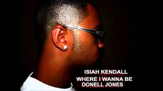 Where I Wanna Be (Acoustic Instrumental)- Donell