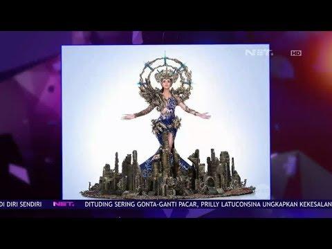 Kostum Nasional Indonesia Diajang Kecantikan Dunia