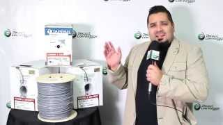 Shielded Speaker Wire | 16 Gauge Plenum Cable