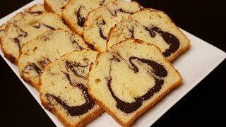 كيكة الزبدة اسفنجية لذيذة و هشة جدااا / كيك المول الطويل / الكيكة اليومية
