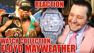 Floyd Mayweather 2020 Watch Collection 🥊