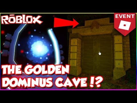 WE FOUND THE GOLDEN DOMINUS ENTRANCE?! HELP US CRACK THE CODE!- Roblox Ready Player One