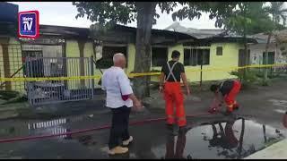 Balai raya terbakar, 17 pelajar tahfiz selamat