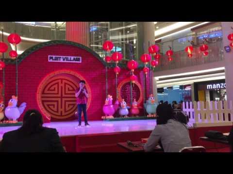 Fu Qin (Ayah) - Perform in Pluit Village Mall