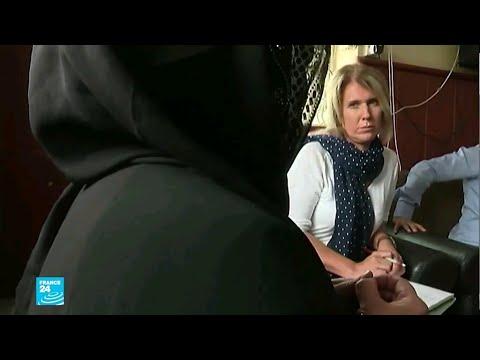 قصة امرأة -جلادة- من تنظيم -الدولة الإسلامية-  - نشر قبل 24 ساعة