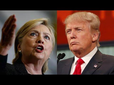 Clinton/Trump Teams