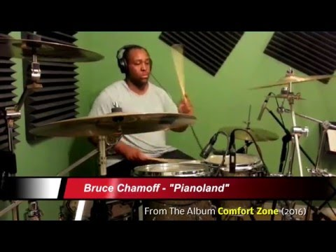 Bruce Chamoff - Piano Land - (Official Music Video)