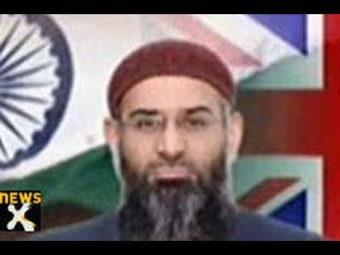 UK radical cleric Anjem Choudary plans Delhi march for Sharia - NewsX