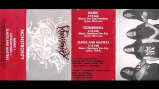 Monstrosity- Slaves and Masters *Full Tape*
