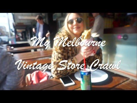 My Melbourne Vintage Store Crawl