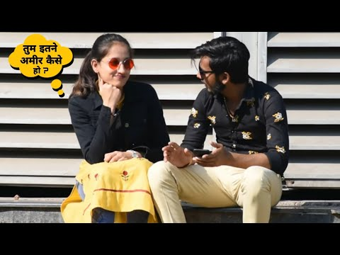 Gold Digger Prank In India || Kissing Prank || The Teenagers Prank || TTP