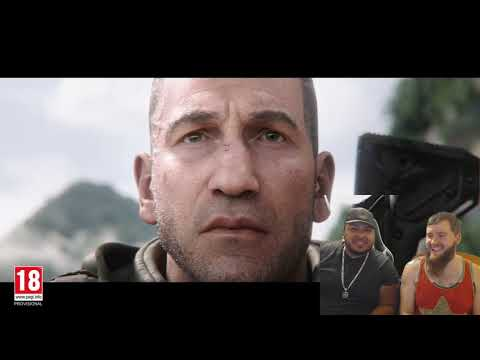 Ghost Recon Breakpoint Trailer Reaction