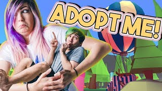 MISSING CHILD! Adoptez-moi! #3 ROBLOX Roleplay