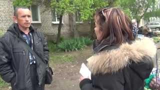 Опрос жителей Станица Луганская