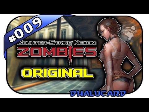 COUNTER-STRIKE: NEXON ZOMBIES #009 - DIE MUSIK - Let's Play CS:NZ - Dhalucard