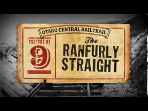 Ranfurly - Off The Rails - Central Otago, New Zealand