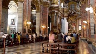Базилика Святых Амвросио и Карла (Рим)