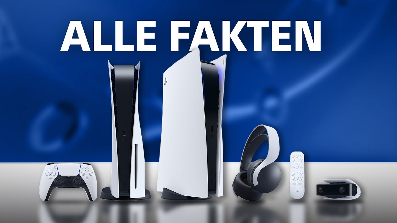 Alle PS5 Infos: Start Lineup, PS4 Spiele, SSD