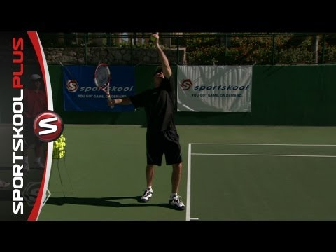 Strategic Serving for Tennis with Coach Brad Gilbert