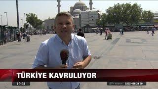 Türkiye kavruluyor - atv Ana Haber