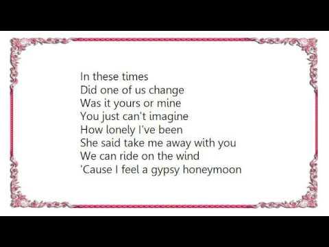 Gypsy Honeymoon Lyrics