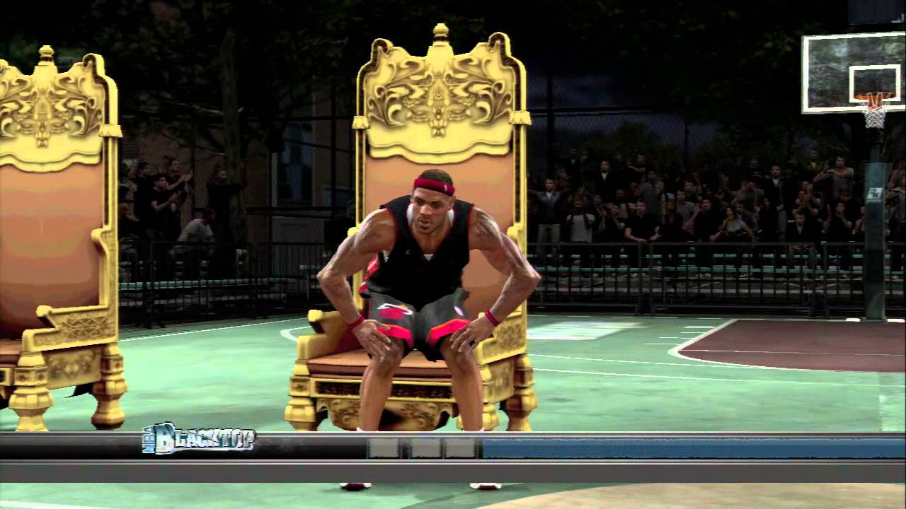 ca2464b85de6 NBA 2K10 - Dunk Contest RD 2   3 feat. CP3