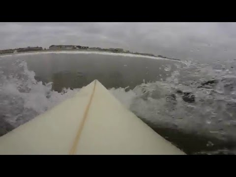 GOPRO: One February Day New Jersey Surfing