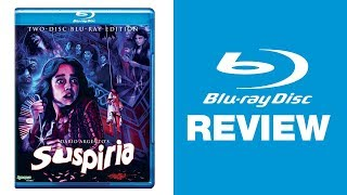 Suspiria (Two-Disc Special Edition) Blu-ray Review | Synapse Films